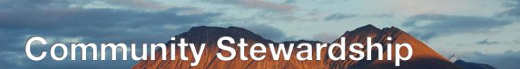 community-stewardship